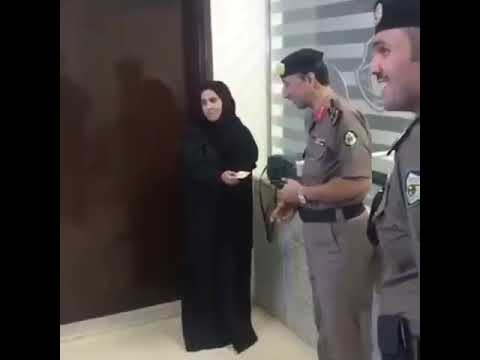 Issuance of first Driving License to Saudi Woman in KSA