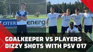 PSV YOUTH CHALLENGE   Dizzy shots met PSV O17