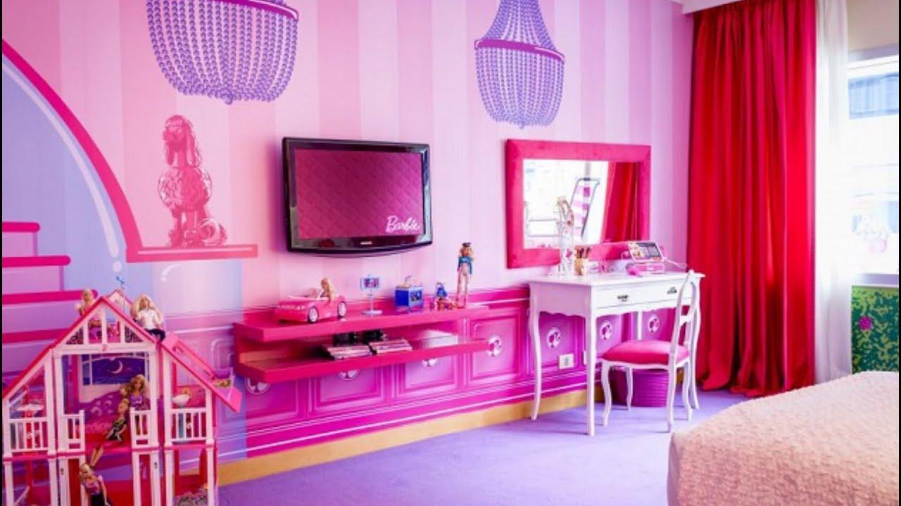 Barbie ya tiene habitaci n en el hilton de buenos aires for Habitaciones para 2 ninas