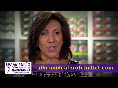 The Ideal U- Simple Weight Loss Program- Jalila Testimonial