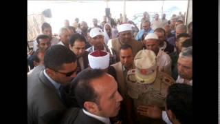 صور قناة السويس الجديدة: زيارة شيخ الازهر للقناة 15أغسطس