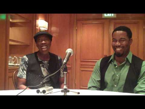ARSENIO HALL TALKS ABOUT HIS ROLE IN 'BLACK DYNAMITE'