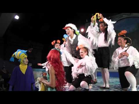 """Final Show:  """"The Little Mermaid (Jr.)"""" at the Tenney Theater"""