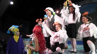 """Video Final Show:  """"The Little Mermaid (Jr.)"""" at the Tenney Theater download MP3, 3GP, MP4, WEBM, AVI, FLV Desember 2017"""