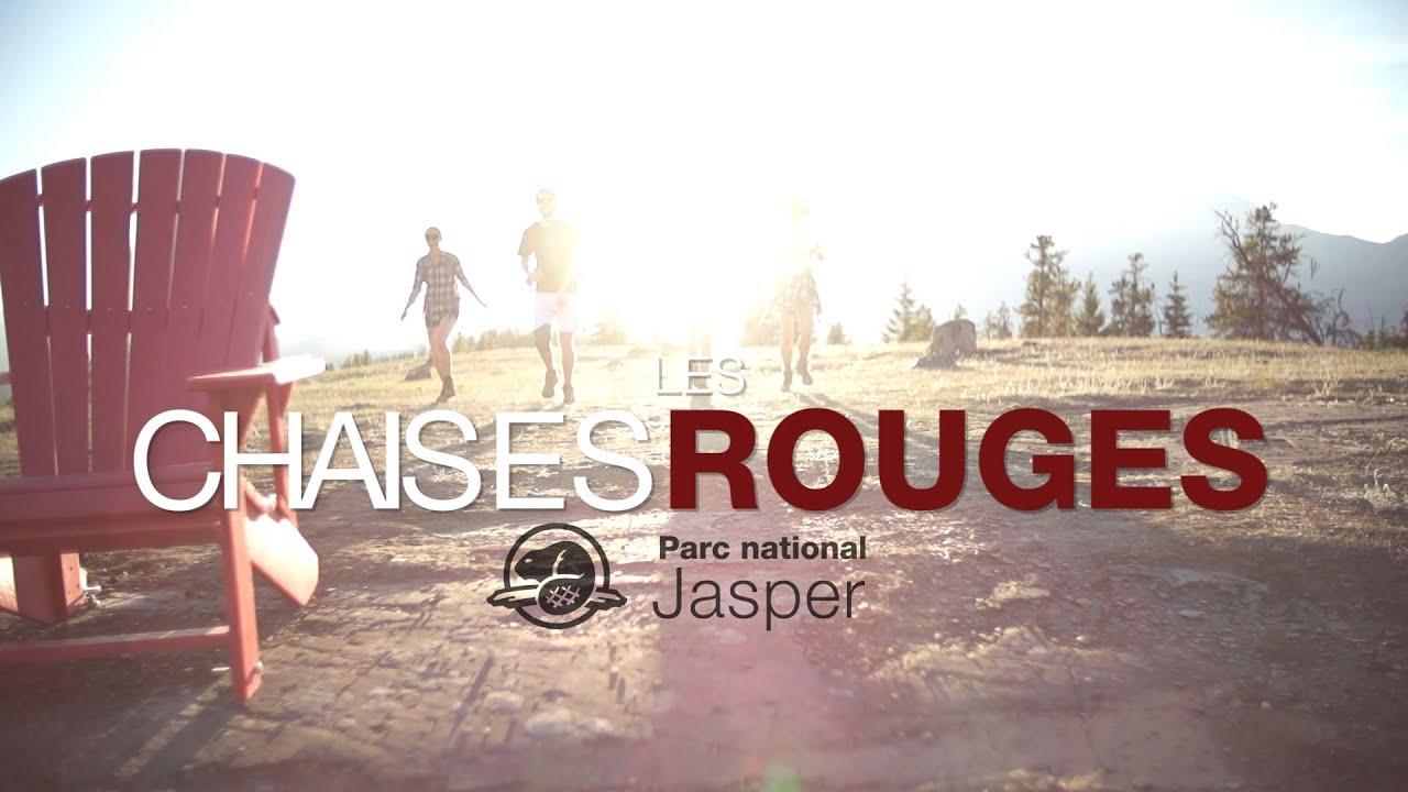Jasper National Les Rouges Parc Chaises Du KT1JlFc