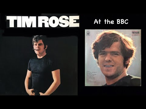 Tim Rose -  Songs from BBC Sessions, 1968  (rare)