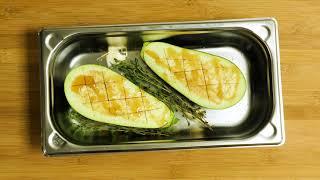 Frisch vom Markt: Aubergine vom Grill