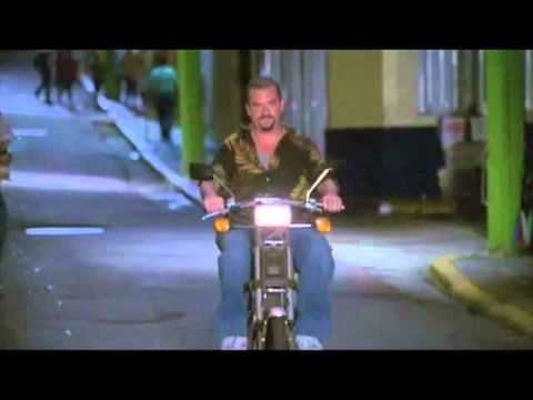 Kenny Powers Kenny Powers on The Moped