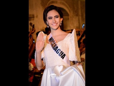 Miss Universe Nicaragua 2016- Marina Jacoby