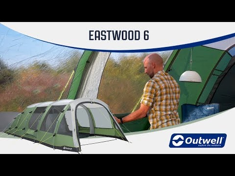 Outwell EASTWOOD 6 2019 model