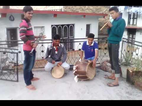 Garhwali holi tone