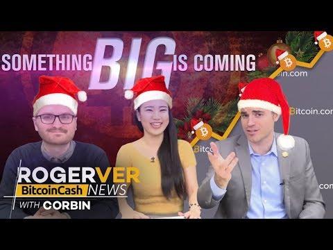 Something Big Is Happening on Bitcoin Cash – Bitcoin Cash News Merry Bitmas Edition