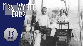 Josephine Sarah Marcus Earp: Wyatt Earp's Common Law Wife