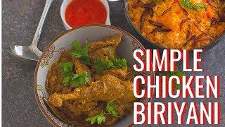 Best (Kienyeji) Chicken  Biriyani