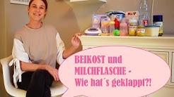 Beikost, Pre-Milch, Flaschenkind - Endlich klappt´s! | ALINA´S BABY BLOG