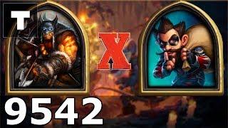 Hearthstone: Kobolds & Catacombs Hunter vs Bink the Burglar [01] (9542)