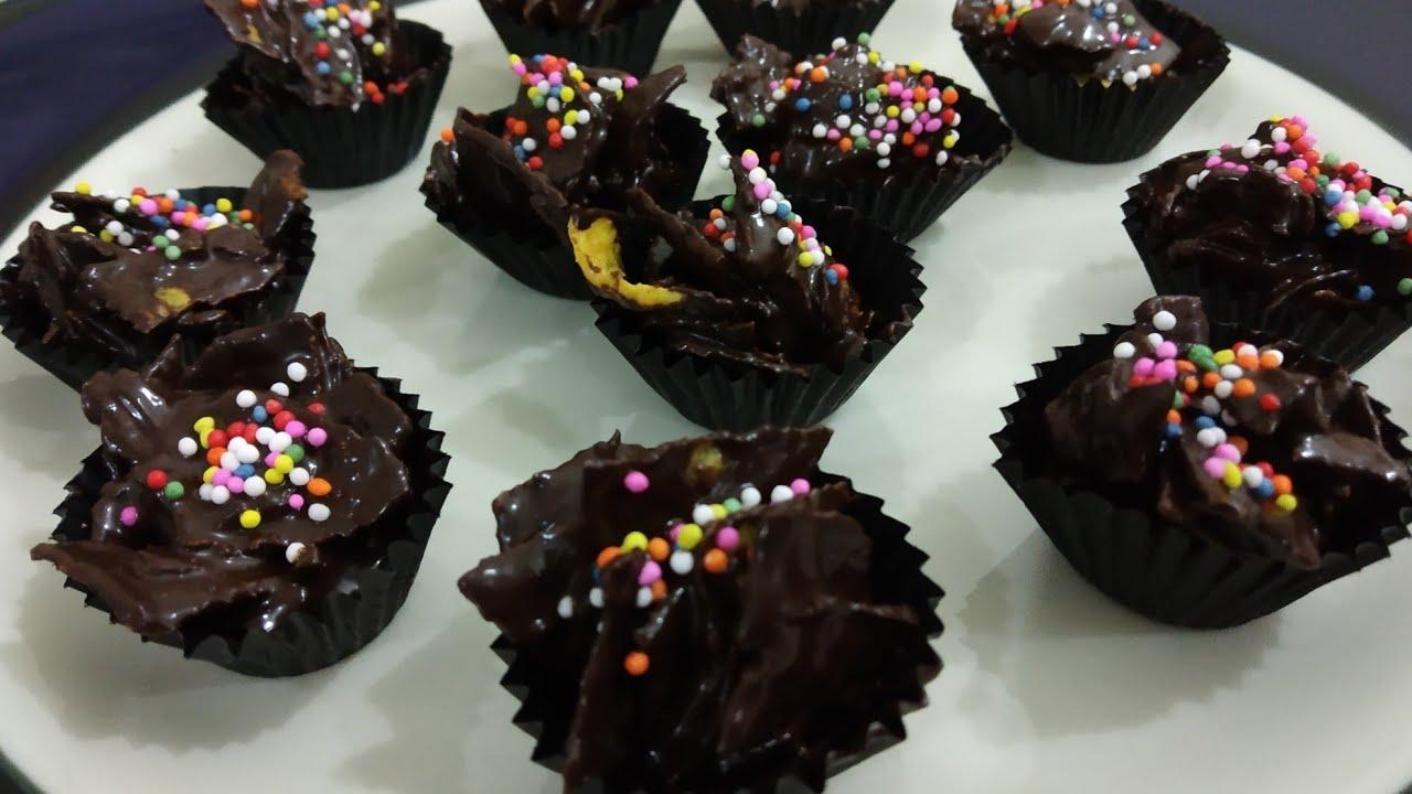 Resep Kue Kering Cornflakes Coklat Simple Dan Praktis Resep