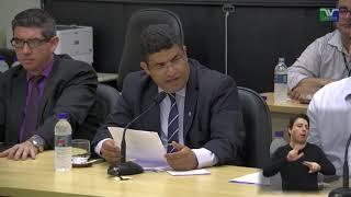 Audiência pública sobre constantes quedas de energia elétrica em Araraquara 20/03/2019