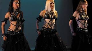 """The Wolves"" - Belly Dance - choreography by Neon"