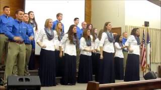 Ten Thousand Reasons w/Sign Language | Encounter Revival Ministries | 2013-2014 Team