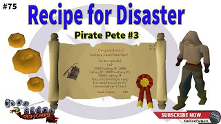 Recipe For Disaster Osrs Guide Pirate Pete - 다운로드