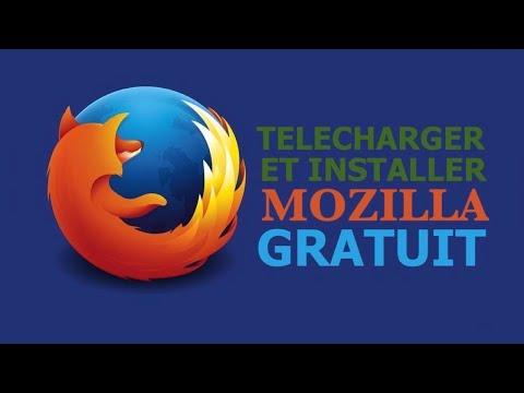 Comment télécharger et installer  mozilla  Firefox avec Windows 10 gratuitement