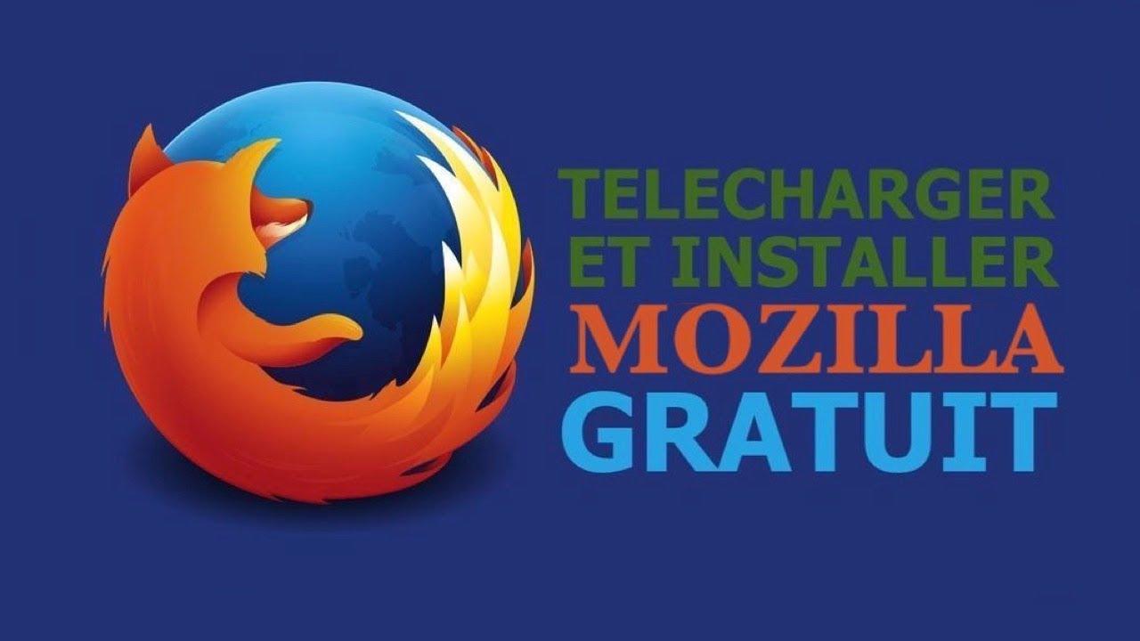 Download Comment télécharger et installer  mozilla  Firefox avec Windows 10 gratuitement