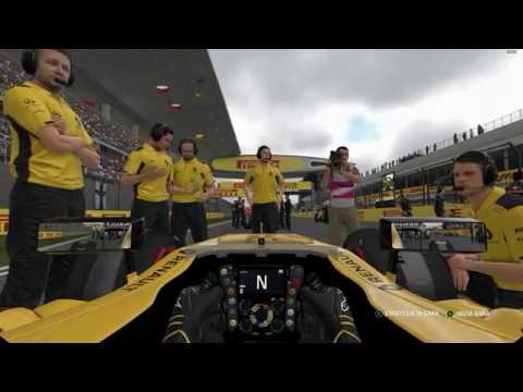 F1 2016 Career: Race 03 Shanghai GP