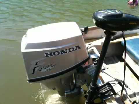 Honda bf15 YouTube