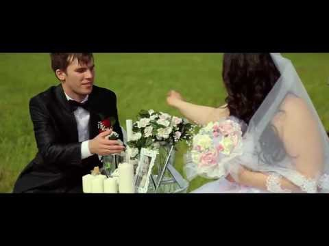 Свадьба Даниил и Татьяна - свадебный клип (Вязники'2015)