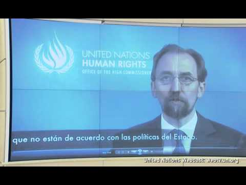 Maduro @ UN Human Rights Council  2015-11-12 - English Audio
