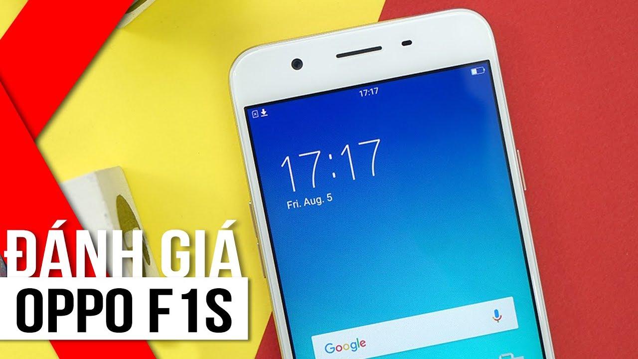 FPT Shop – Đánh giá nhanh OPPO F1s: Smartphone đáng sở hữu trong phân khúc 6 triệu đồng!
