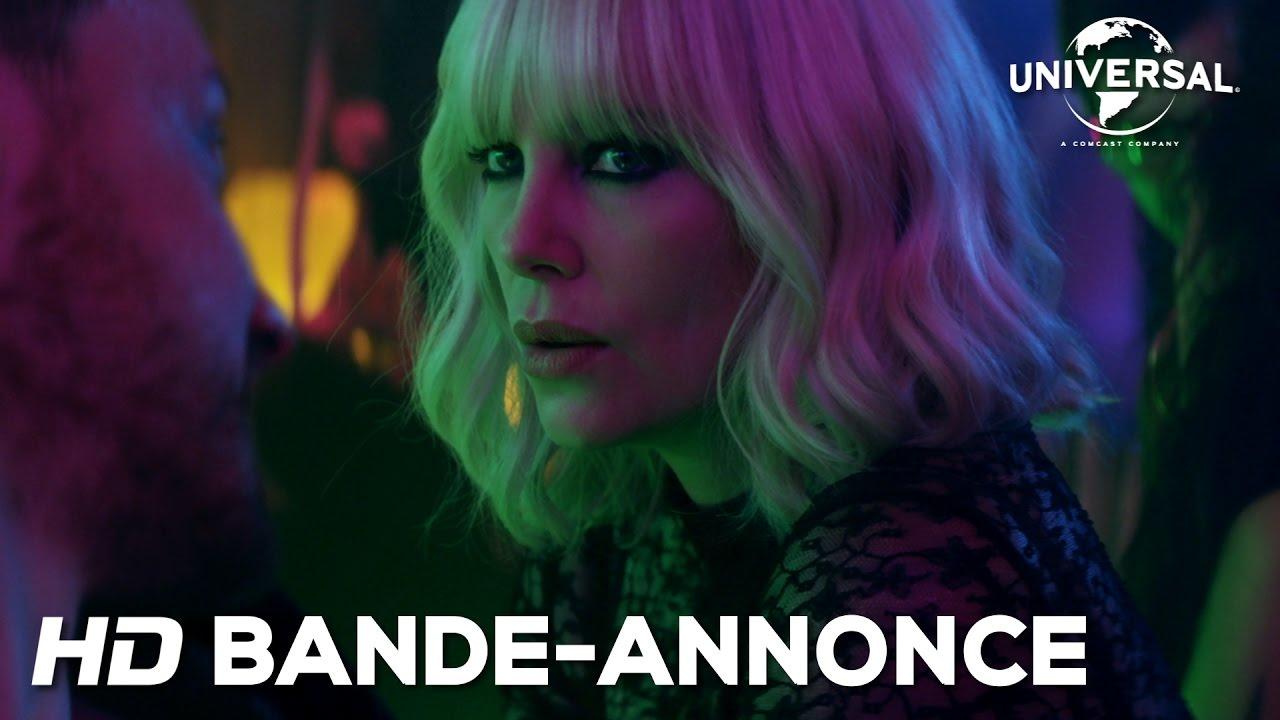 ATOMIC BLONDE / Bande-annonce officielle 2 VF [Au cinéma le 16 août]