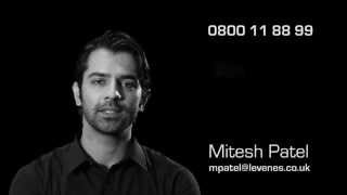 Barun ad for Levenes UK
