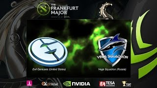 [DOTA] Frankfurt Major 2015 Main Event : EG vs Vega - SZD - Thai Stream