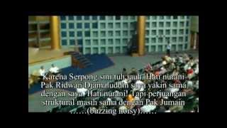 Prof Komarudin -penanya ke 1 dalam Dialog Pegawai BPPT 28 feb 2013