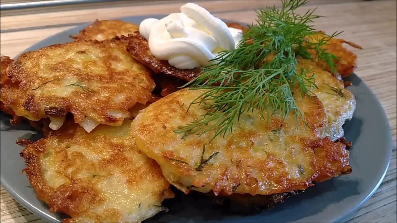 важнейших деруны картофельные рецепты с фото часто
