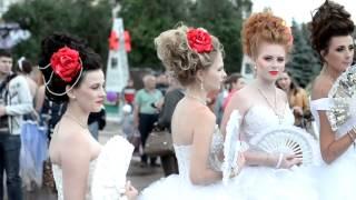 Парад Невест 2015. Брянск. Невесты эпохи Рококо