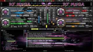 Electro House Mix 2012 2013 Dj Mega, Virtual Dj Pro 7 !!! + List Music HD°