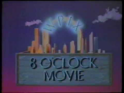 WPIX 11 Alive 8 O'Clock Movie 1984 Intro