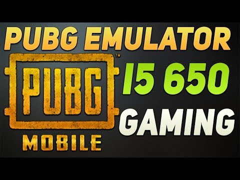 PUBG Mobile Emulator on Intel i5 650 | Gaming Test