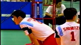 8TH アジアパシフィック男子バレーボール インドネシア戦 ①