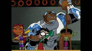 Teen Titans - Corvina nella cucina (ita)