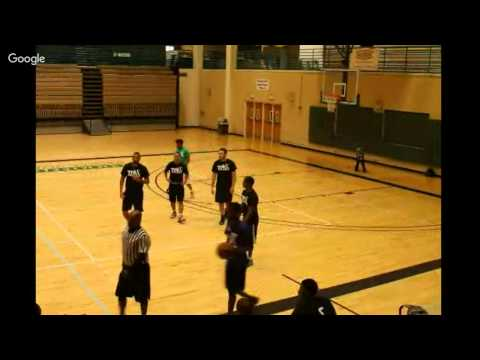 Valencia College Osceola Campus Basketball League Championship Green vs Black