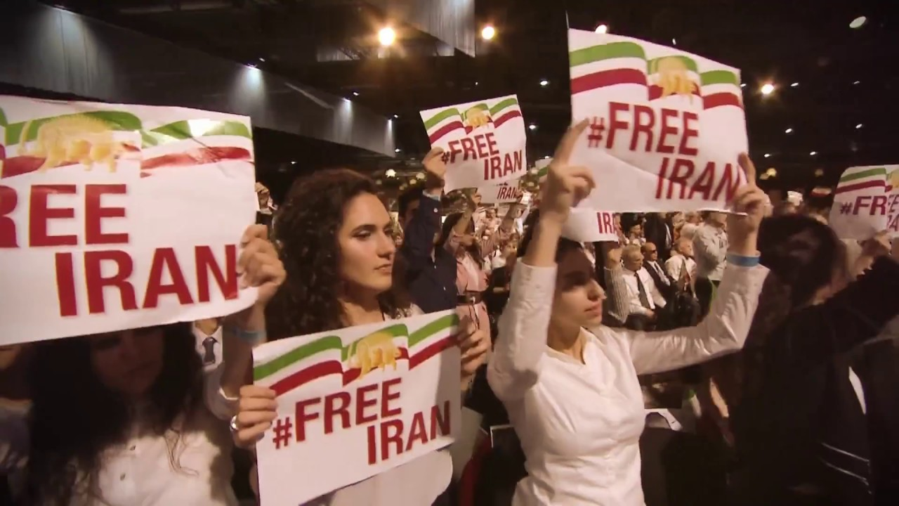 Join #FreeIran2018, Grand Gathering on June 30, 2018 in Paris