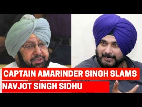 Punjab CM blames Sidhu: Indian servicemen will not tolerate hugging the Pak Army Chief