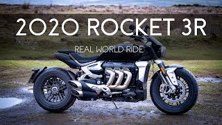 2020 Triumph Rocket 3R - FarmerTorque's  Real World Ride and Chat