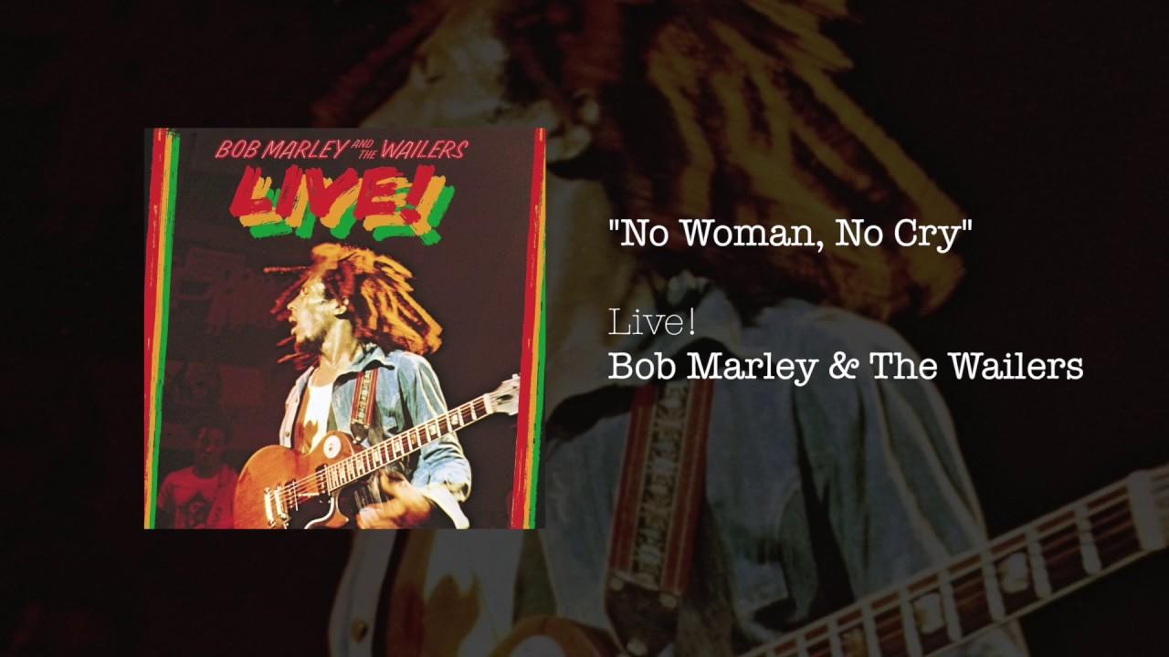 """Bob Marley """"No Woman, No Cry"""" — 'Live!' (1975) Song"""