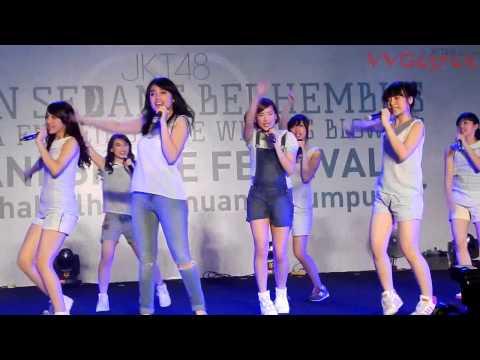 JKT48 BokuWa Gambaru ~ at Kaze wa Fuiteiru HSF