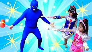 ついに!ヨクバールと対決!!【変身♡】魔法使いプリキュア おもちゃ 遊び himawari-CH thumbnail
